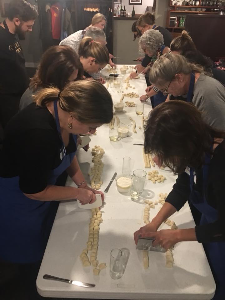 NEAR Restaurant - Gnocchi Making Class - 1