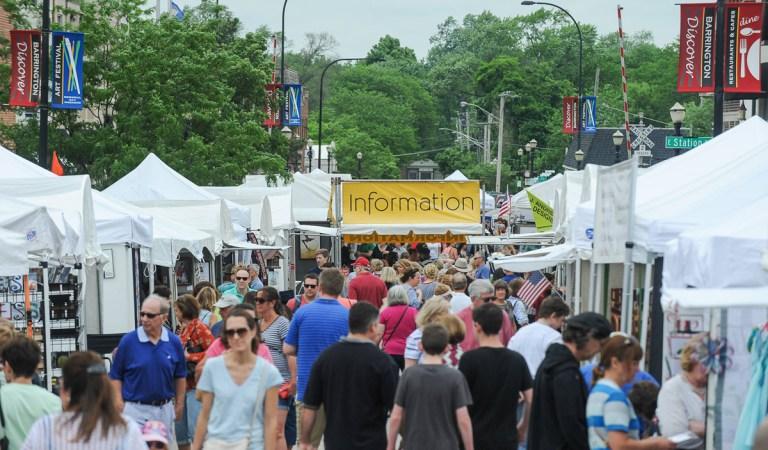 9th Annual Barrington Art Festival Opens Memorial Day Weekend
