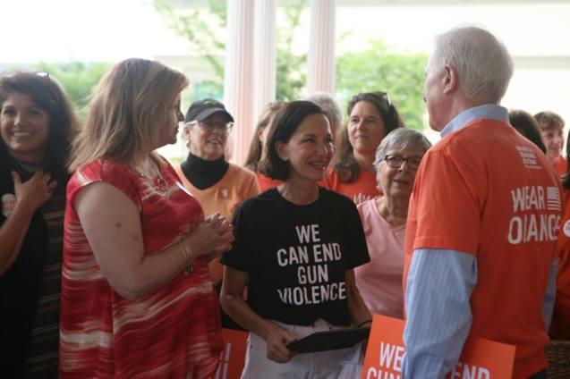 Cynthia Rowley - Moms Against Gun Violence - 1