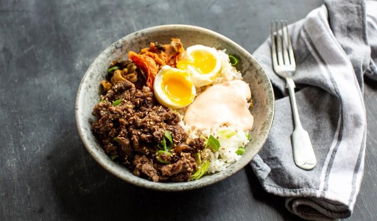 Cooking with Heinen's | Korean Bulgogi BBQ Steak and Rice Bowls