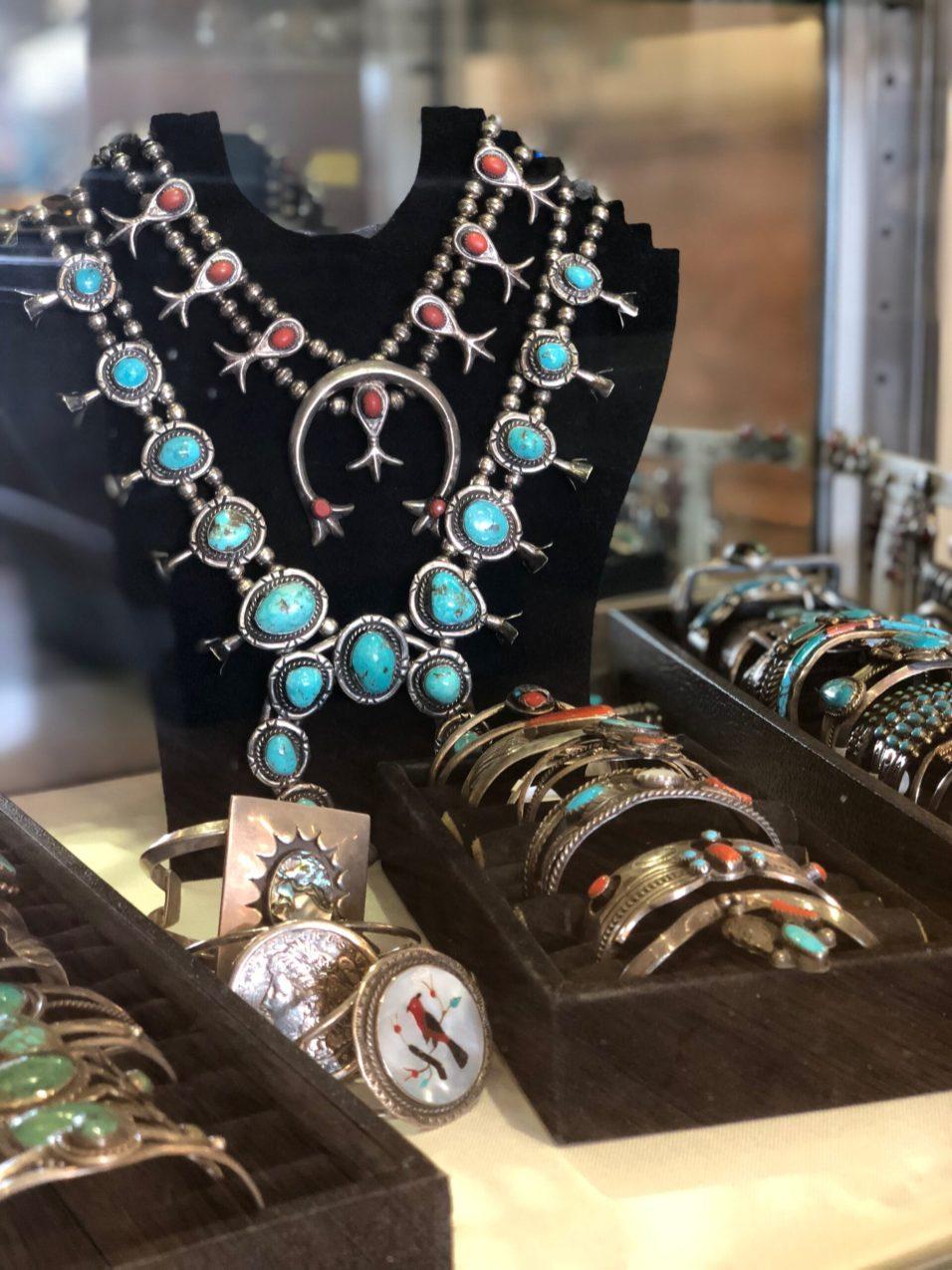 Estate Jewelers - Turquoise - 17