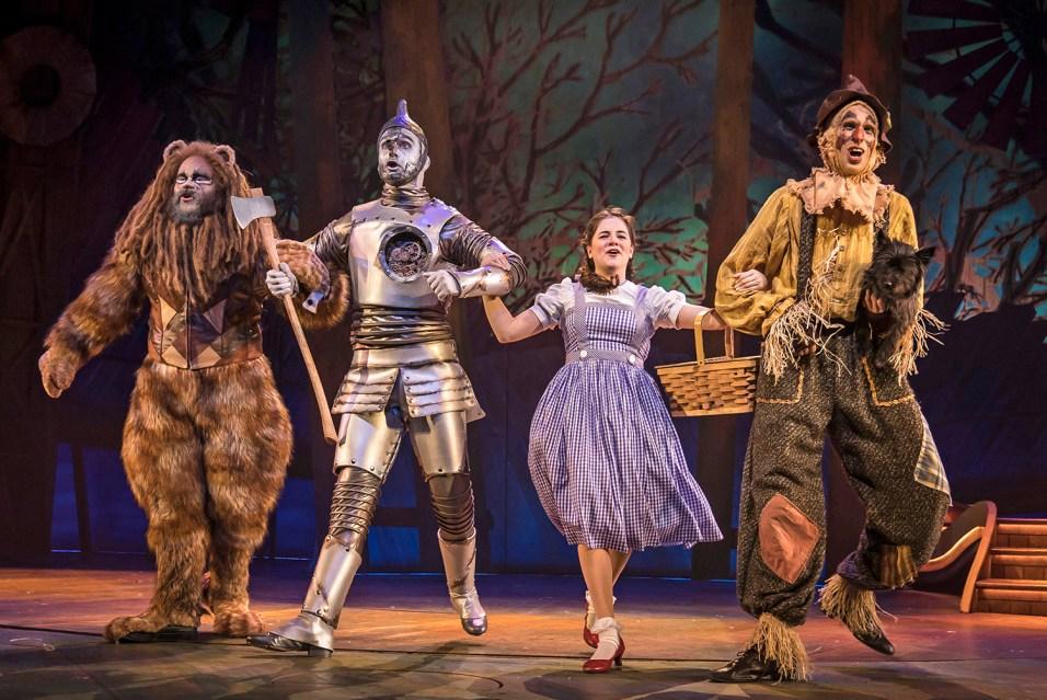 365 - Wizard of Oz Paramount Theater - Liz Lauren Photo - 4