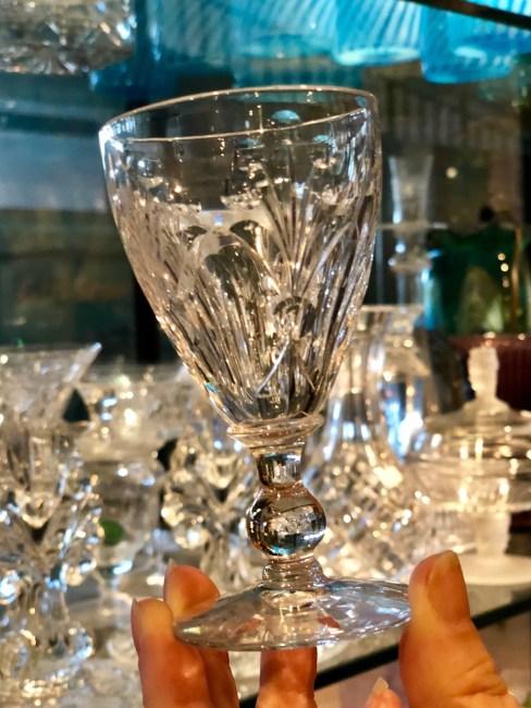 Paris Market Antiques Crystal - 2