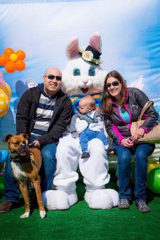 Deer Park Town Center Easter Bunny Visits - 2