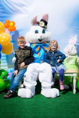 Deer Park Town Center Easter Bunny Visits - 3