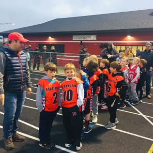 Barrington Youth Lacrosse Senior Night - 17