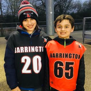 Barrington Youth Lacrosse Senior Night - 18