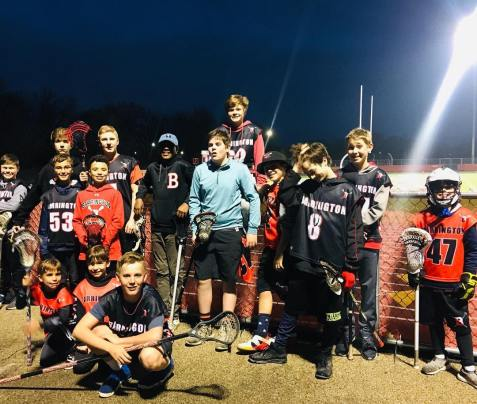 Barrington Youth Lacrosse Senior Night - 24