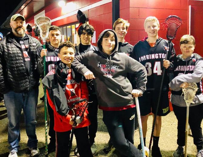 Barrington Youth Lacrosse Senior Night - 5