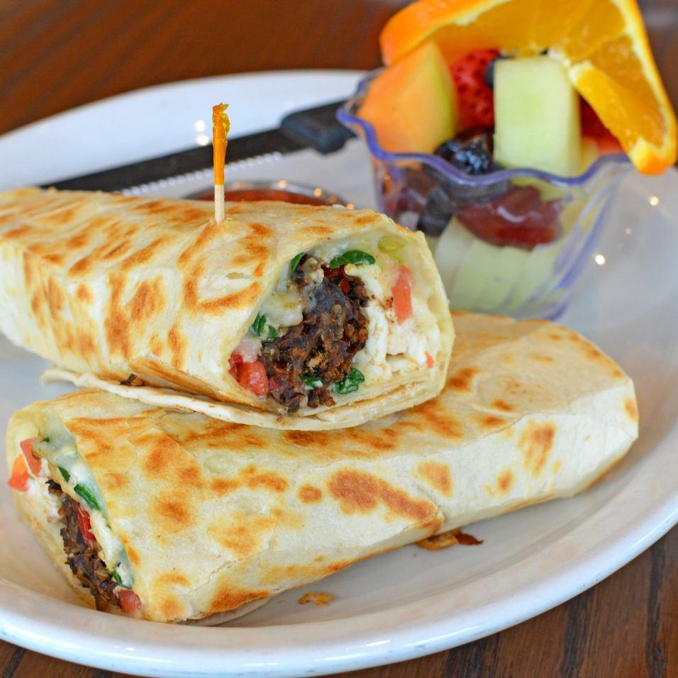 The Protein Wrap at Egg Harbor Café