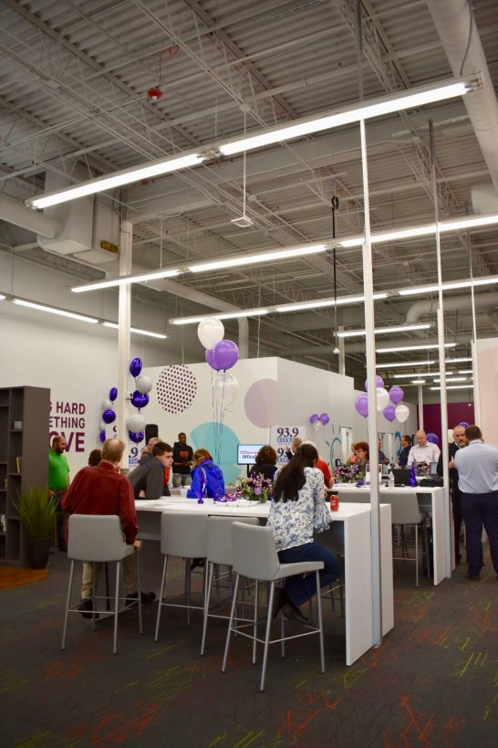 Office Depot OfficeMax Workonomy Coworking - 7