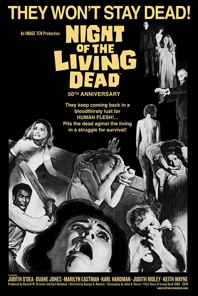 Night of the Living Dead at Catlow Theater
