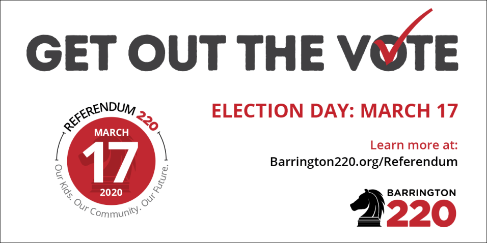 Barrington 220 Schools 2020 Referendum