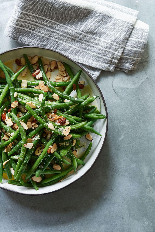 Magnolia Table - Green Beans Amandine