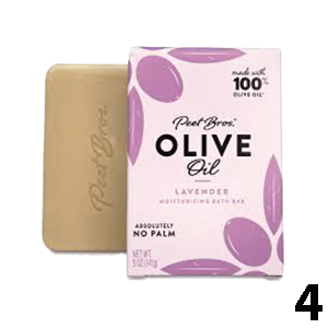 Peet Bros Palm Free Bar Soaps