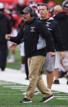 Coach Joe Sanchez Barrington High School