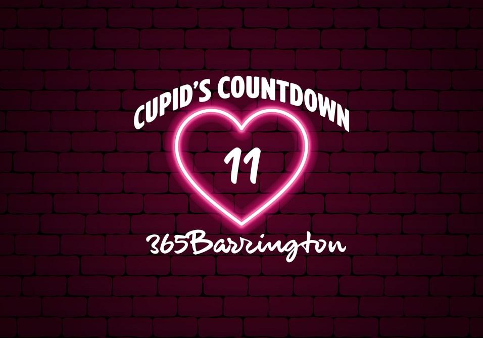 Cupid's Countdown - 2021 - 11 - MJ Miller