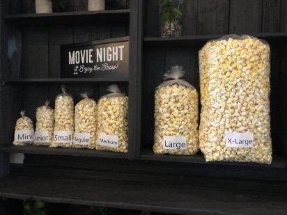 Barrington Popcorn Bar - 1