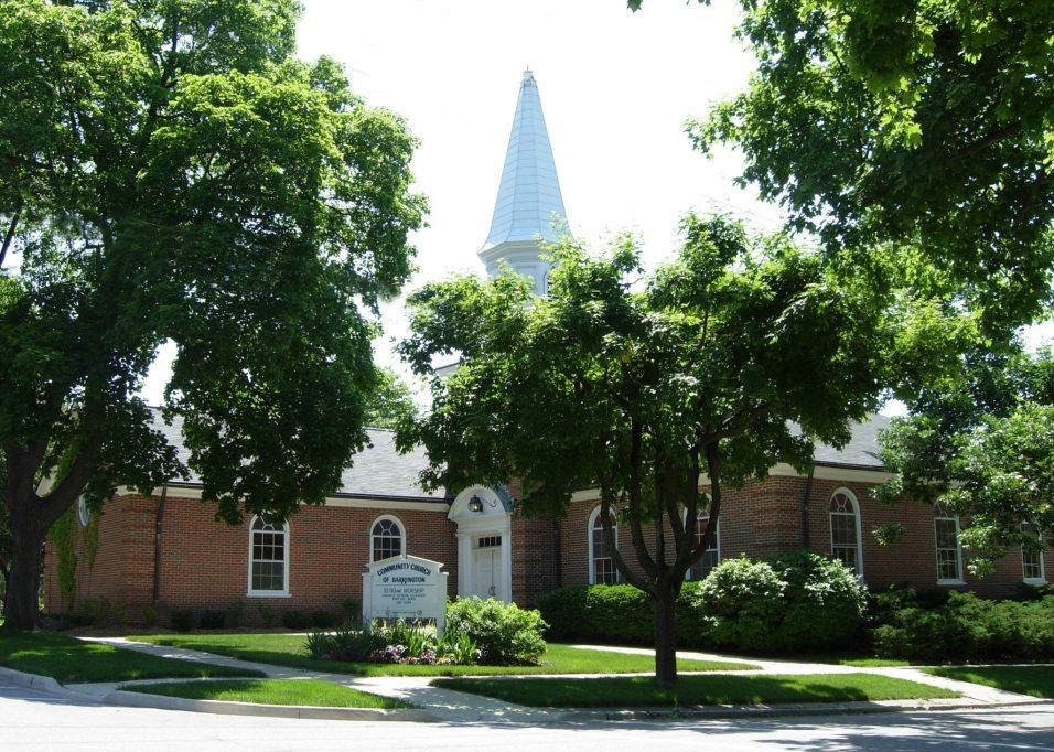 Community Church of Barrington 2012