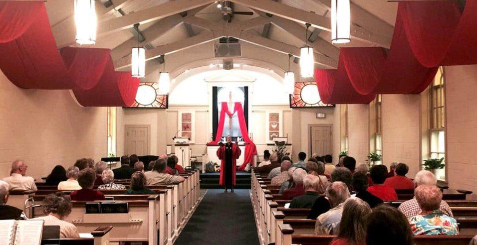 Community Church of Barrington - Pastor Zina Jacque - 1