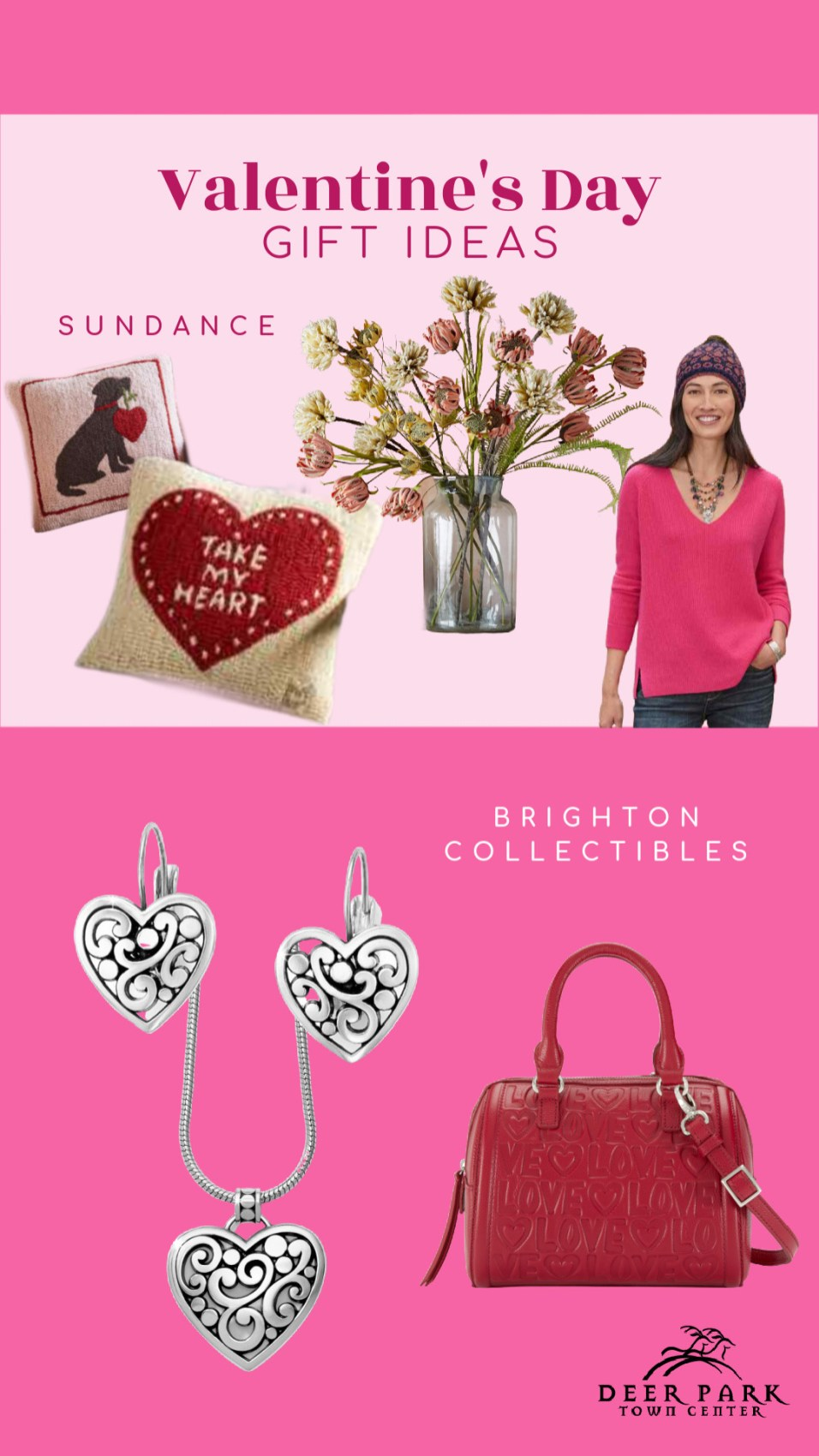 Deer Park Town Center - Valentine's Day Gifts 2021 - 1