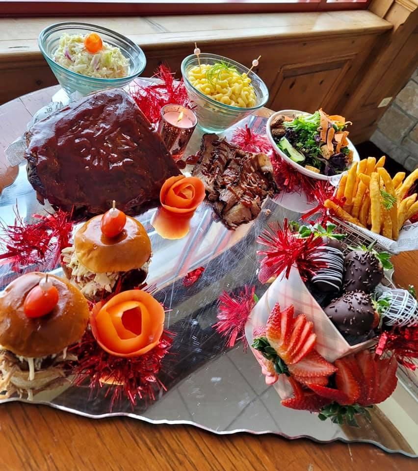 Wild Onion Brewery & Banquets - Valentine's Day Menu - 3