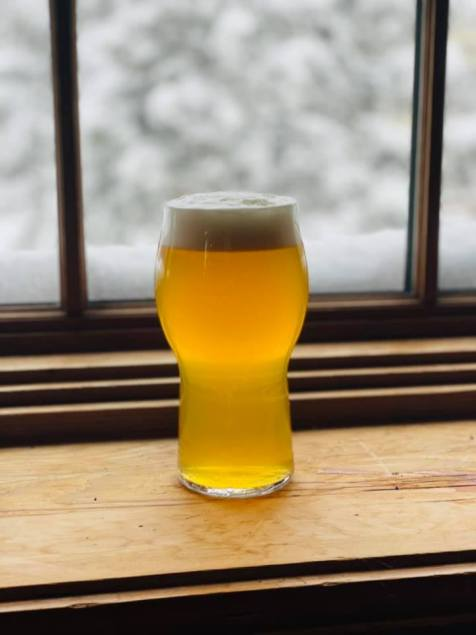 Wild Onion Pub and Brewery Winter