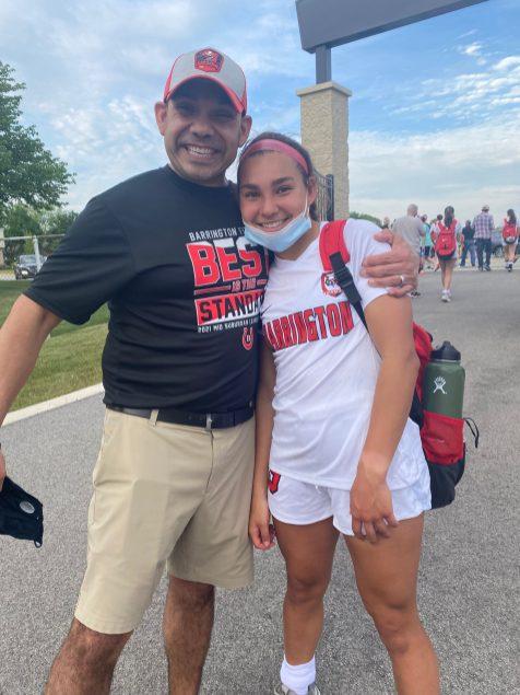 365 - Barrington Father's Day - Coach Joe Sanchez - 1