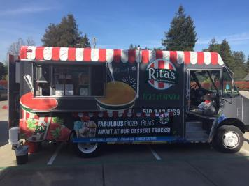Deer Park Town Center Food Trucks - Rita's Italian Ice - 2