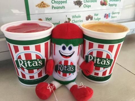 Deer Park Town Center Food Trucks - Rita's Italian Ice