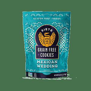 New at Heinen's - May, 2021 - Siete Grain Free Cookies