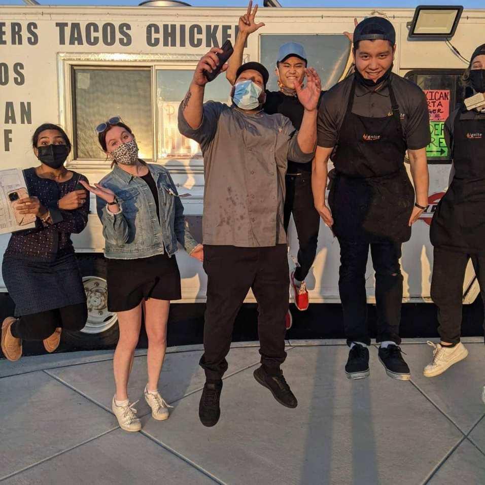 Deer Park Town Center Food Trucks July, 2021 - Serna's Grill