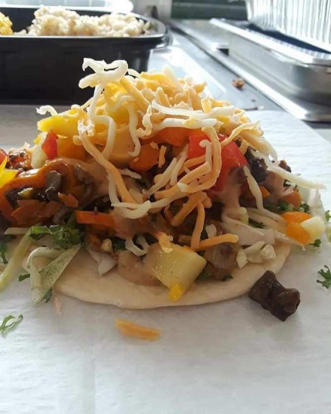 Deer Park Town Center Food Trucks August - Big Mama's Kitchen - 1