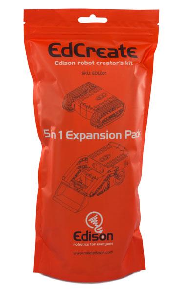 EdCreate Builder pack