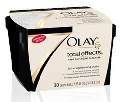 Olay Total Effects Age Defying Cleansing Cloths 2