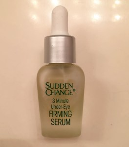 Sudden Change 3 Minute Under-Eye Firming Serum