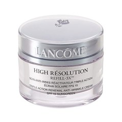 Lancôme High Résolution Refill-3x Triple Action Renewal Anti-Wrinkle Cream-1