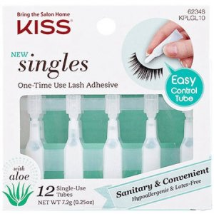 Kiss Singles One Time Use Lash Adhesive