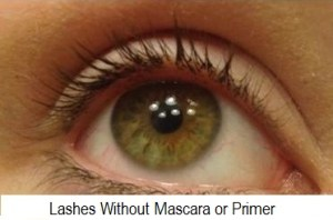 Lashes Without Mascara or Lancôme Cils Booster