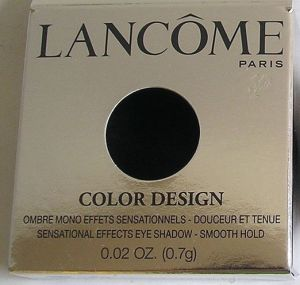 Lancôme Color Design Sensational Effects Smooth Hold Eye Shadow New Box With Even Less Product