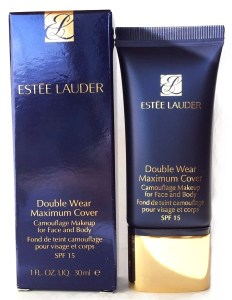 Estee Lauder Double Wear Maximum Cover Camouflage Makeup