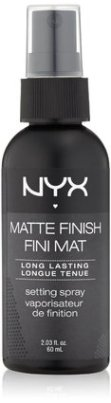 NYX Cosmetics Matte Finish Setting Spray