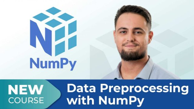 Data Preprocessing with NumPy Course