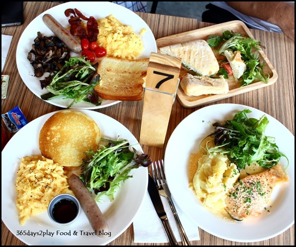 365days2play Lifestyle Food Travel: Refuel Cafe At Bedok Reservoir