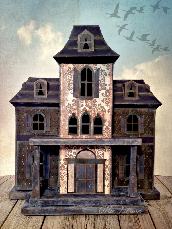 DIY Haunted House a Spooktacular Creation