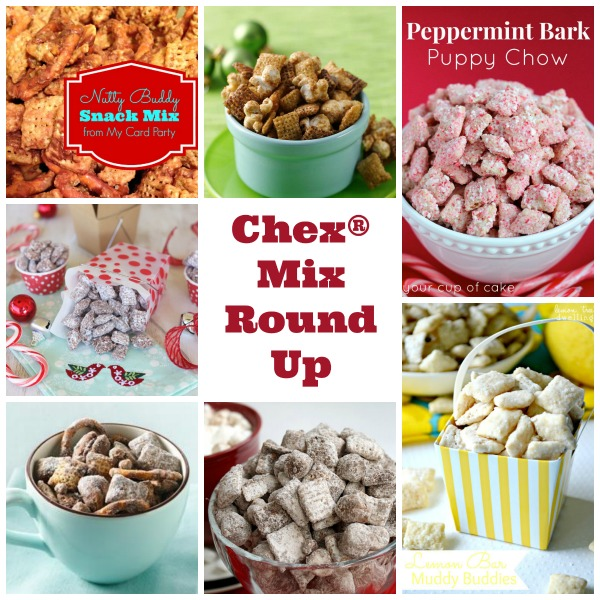 Chex Mix Round Up