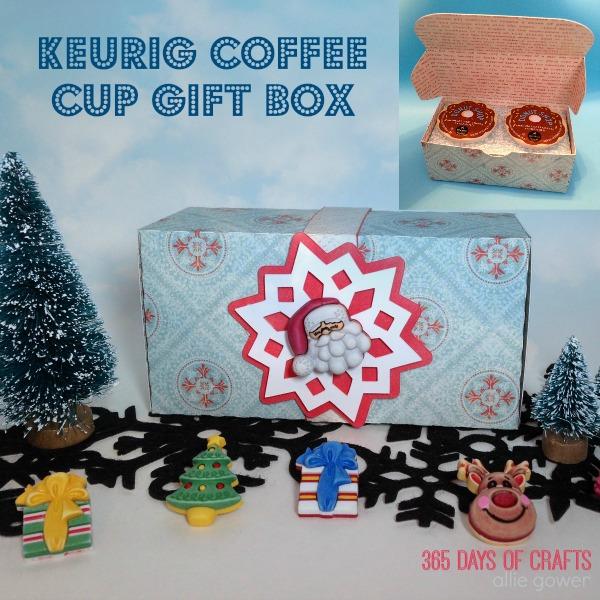 Keurig Cups Box