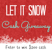 Cash Giveaway