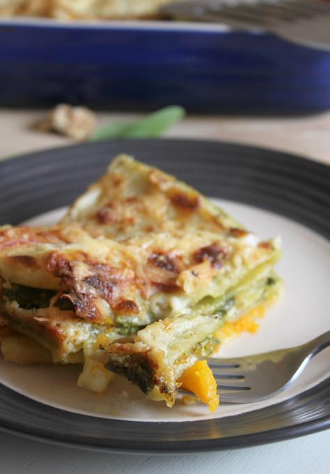 10 - Amuse Your Bouche - Roasted Squash Lasagna