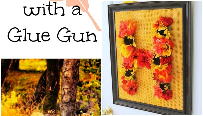 11 Fall crafts to make with a glue gun